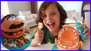 Yankı Dişçi Malzemeleri ile Diş Tedavi Ediyor | Çocuk Videosu | Prens Yankı