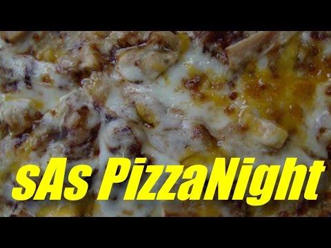 sAs PizzaNight: Domino's Memphis BBQ Chicken Pizza (By Request)