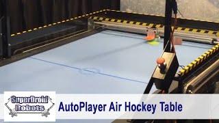 SuperDroid Robots Air Hockey AutoPlayer