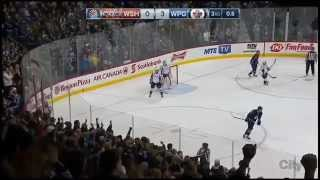 Winnipeg Jets vs. Washington Capitals | Highlights | March 21, 2015