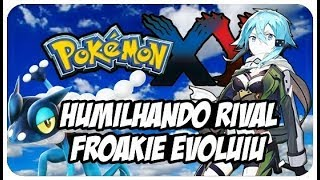 POKEMON X AND Y GBA ROM HACK WALKTHROUGH EPISODE 2