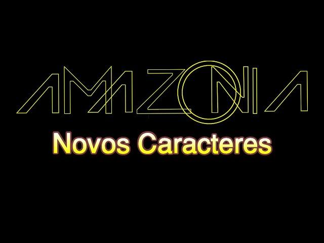 Amazônia (Novos Caracteres) Rede Manchete - 1991