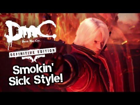 DmC Devil May Cry: DE - Smokin' Sick Style! thumbnail