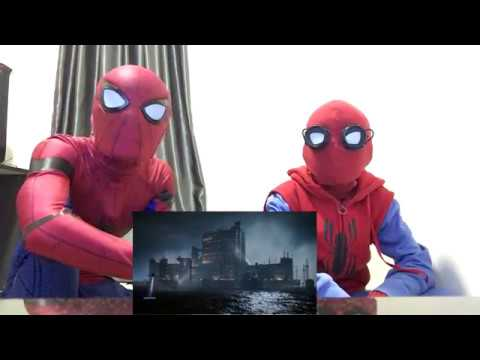 Marvel's Spider-Man – E3 2018 Showcase Demo Video | PS4 REACTION by MCU Spiderman