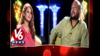 Kathi Karthika With Actor Fish Venkat - V6 Exclusive Interview