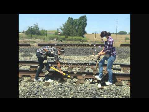 Transcontinental Railroad Song (Proud Mary)