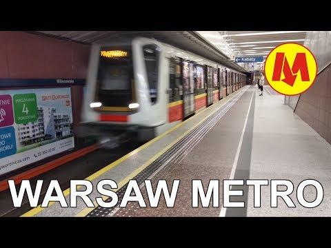 🇵🇱 Warsaw Metro - Metro w Warszawie (2019)