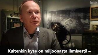 Kalle Kniivilä vuoden journalistinen kirja -ehdokkuudesta