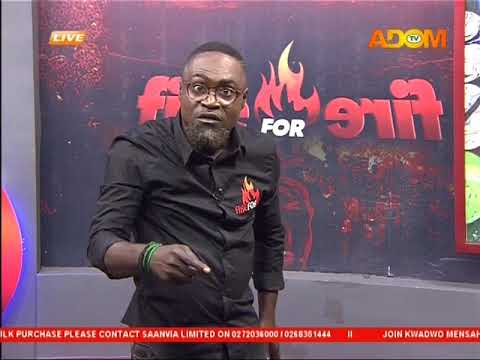 Commentary Position - Fire 4 Fire on Adom TV (14-11-17)