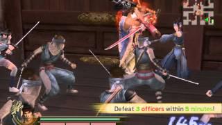 Samurai Warriors 2 PC - Obtain Kojirō as a Bodyguard