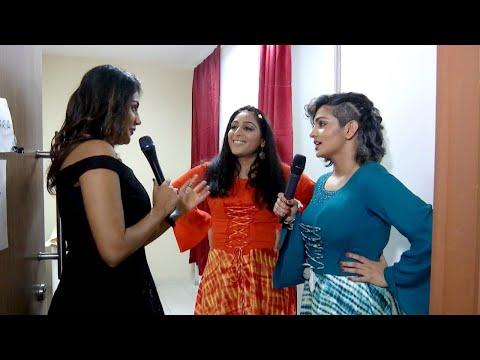 Amma Mazhavillu l Aniyara - Parvathi and Padmapriya are ready for performance l Mazhavil Manorama