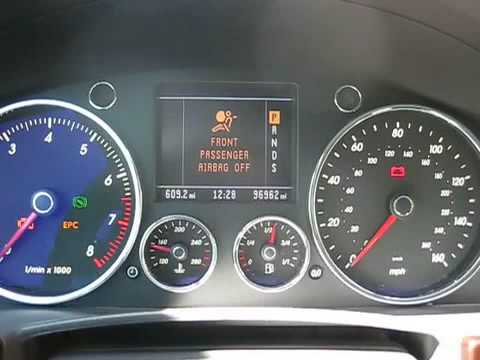 diy do it yourself touareg throttle reset youtube