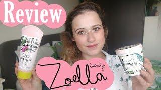 Zoella Splash Botanics Honest Review Tashaly