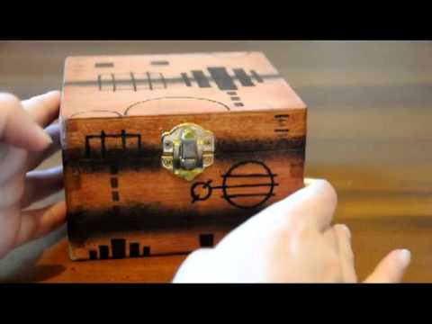 Song of Storms Music Box