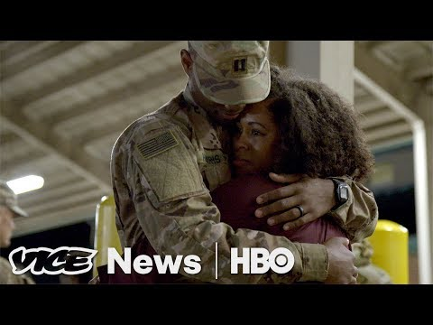 We Follow A New Generation Of Soldiers Headed To Afghanistan (HBO)