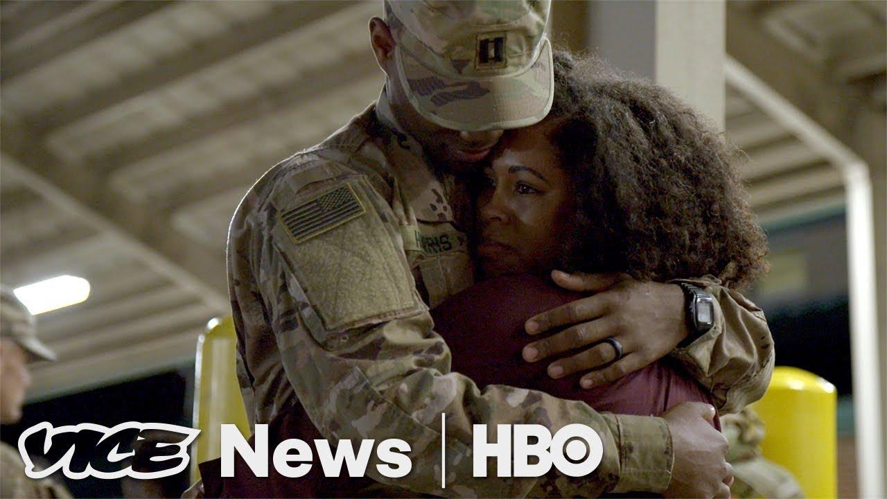 Download Follow A New Generation Of Soldiers Headed To Afghanistan (HBO)