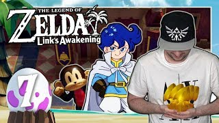 Richard, Schloss Kanalet & die 5 goldenen Blätter 🗡️ THE LEGEND OF ZELDA LINK'S AWAKENING #7