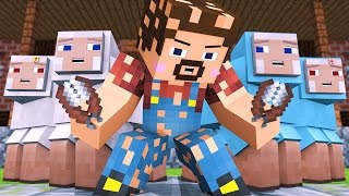 Best Top Life Animations - Alien Being Minecraft Animation