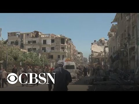 How the fight against ISIS has shaped the conflict in Syria – CBS World News
