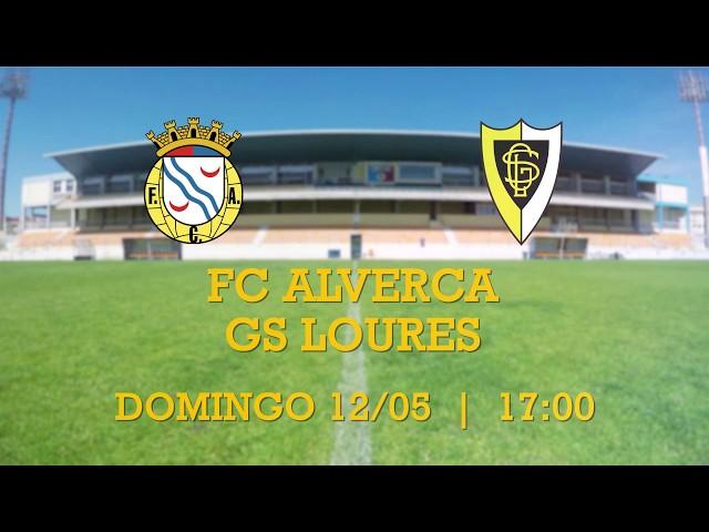 FC Alverca vs GS Loures