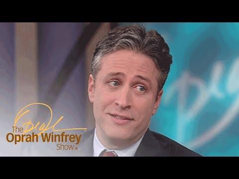 Jon Stewart's Ultimate Dinner-Party Guest List | The Oprah Winfrey Show | Oprah Winfrey Network