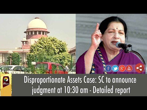 Lawyer Tamilmani talks about Disproportionate Assets Case against Sasikala