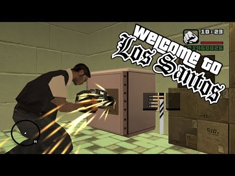 WTLS Updates #29 | SA-MP - Heists!