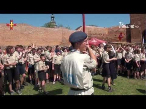 Wielkie Harce Majowe 2012 Czersk   Skauci Europy
