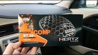 Upgrade to Hertz Tweeters in a Volvo. Worth it?