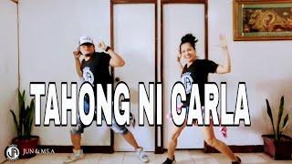 Download lagu TAHONG NI CARLA l remix l DJ ROWEL l Danceworkout