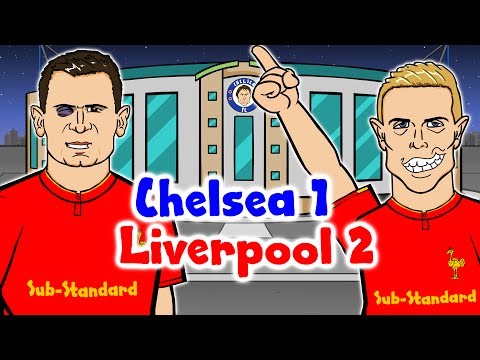 Chelsea vs Liverpool 1-2! FRIDAY NIGHT! (Parody Goals Highlights Jordan Henderson Lovren 2016)