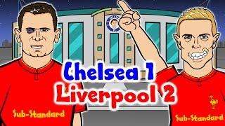 Chelsea vs Liverpool 1-2 FRIDAY NIGHT (Parody Goals Highlights Jordan Henderson Lovren 2016)