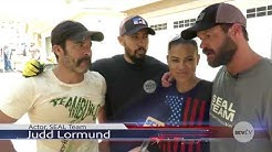 Celebs 4 Vets Build August 25, 2018