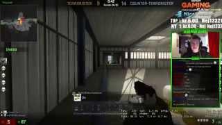 [DK] ACE med AWP + P2000 - Mit første ACE!