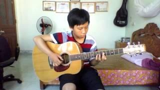 FLaming- Guitar cover- Long Dao- SHJ's TAB