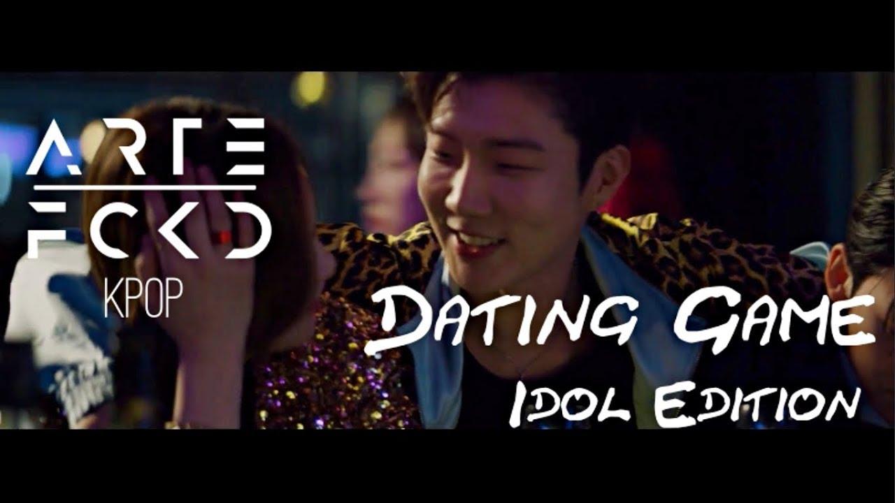 Dreamboy a kpop dating sim game