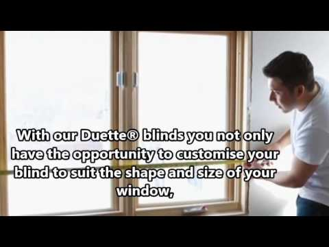 Blinds Made to Measure by Duette