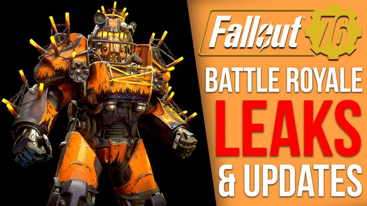 Fallout 76 News - New Battle Royale Maps, July 4th Event, Next Update  Detailed