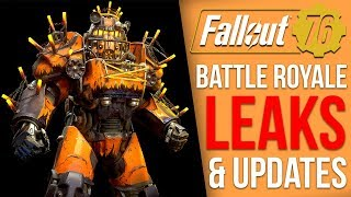 Fallout 76 News - New Battle Royale Maps, July 4th Event, Next…
