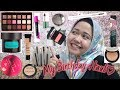 My Birthday Haul ; Focallure, The Body Shop, Make Over etc | Anis Kencana