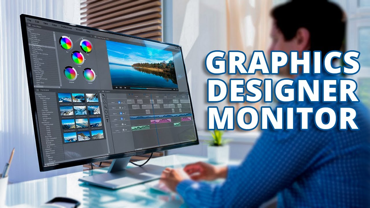 Top 5 Best Monitor for Graphics Designer in 2021