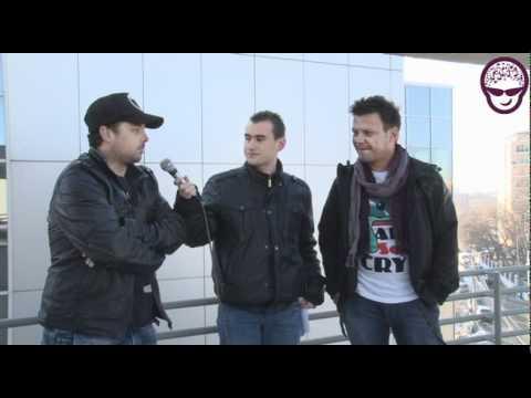 Interviu Fly Project  - stiumuzica.ro