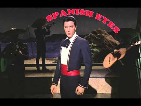 ELVIS PRESLEY - Spanish Eyes (1973) Incredible Home Recording