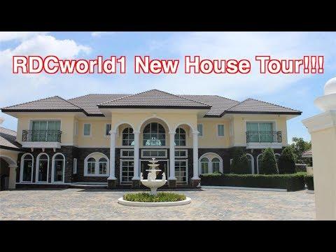 MTV CRIBS: CASH MONEY MAWK TOURS RDC'S NEW HOUSE (Part 2)
