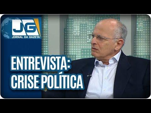 Maria Lydia entrevista Brasílio Sallum Júnior, sociólogo, sobre a crise política no país e eleições