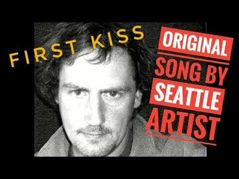 First Kiss  Christopher Miller Original
