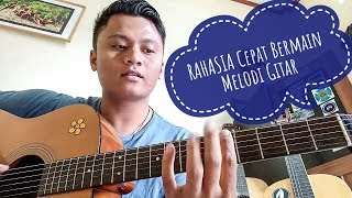 RAHASIA CEPAT BERMAIN MELODI GITAR (Am Pentatonic Scale) MP3