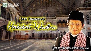 Download Hakikat Wudhu - Prof. Dr. KH. Nasaruddin Umar, MA.