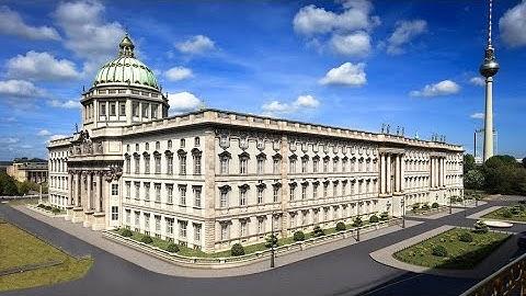 Engel & Völkers Digital Invest - Spendenkampagne Berliner Schloss
