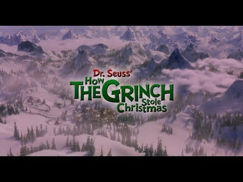 Jim Carrey: How The Grinch Stole Christmas  Hilarious s
